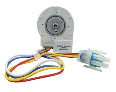 Shop replacement evaporator fan motor for ge refrigerators for Ge refrigerator evaporator fan motor replacement
